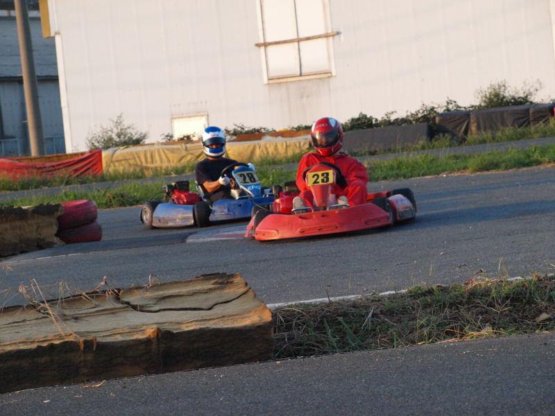 2009/09 NEO耐 カートレース