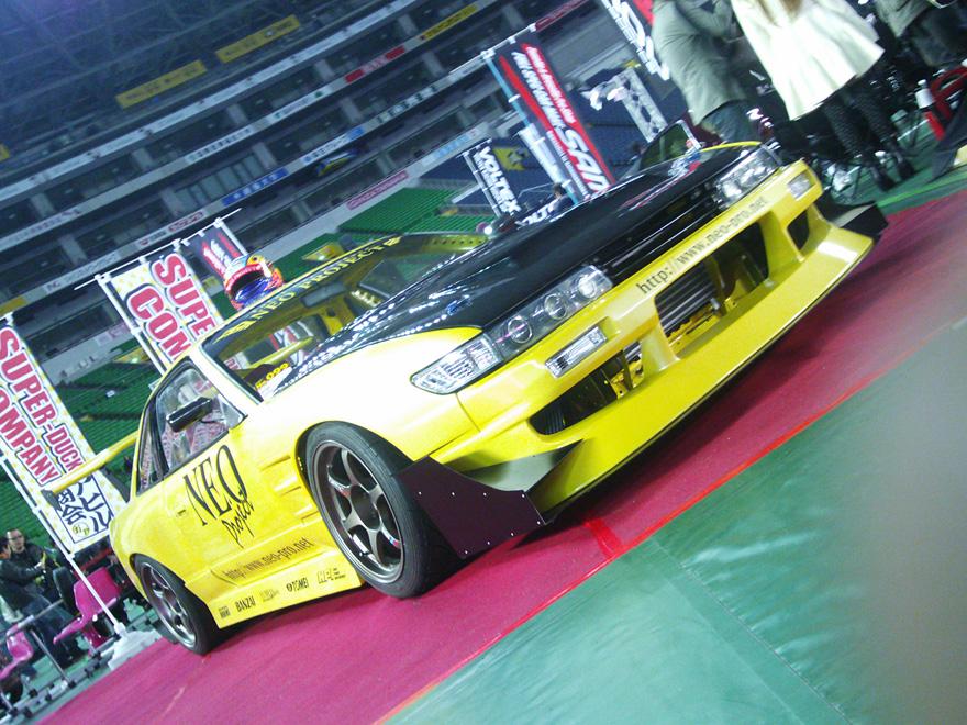 福岡カスタムカーショー2013