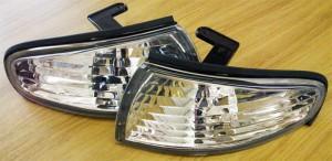 ネオプロジェクトオリジナルチューニングパーツ|S14 前期 後期用 クリスタルコーナーランプ