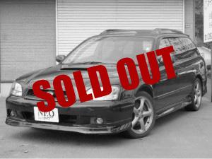 最新入庫情報|【SOLD OUT】スバル レガシィツーリングワゴン GT-BリミテッドII サイバーナビ バックモニター