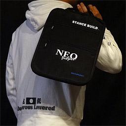 ネオプロジェクト オリジナルビジネスバッグ(小)