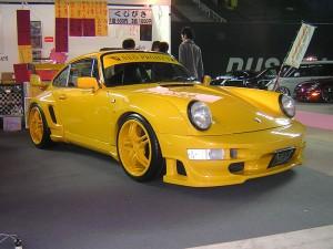 最新入庫情報|2009年 福岡オートサロン出展車両製作(ポルシェ)