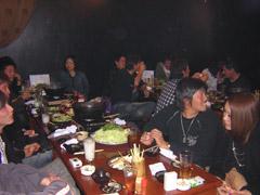 2009/09 NEOPRO忘年会